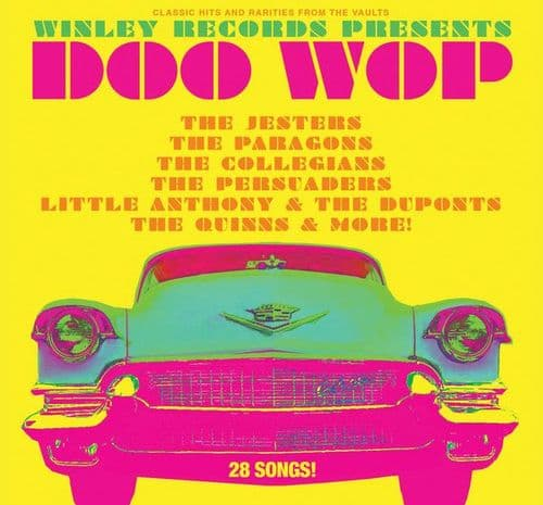 Various<br>Winley Records Presents Doo Wop<br>CD, Comp